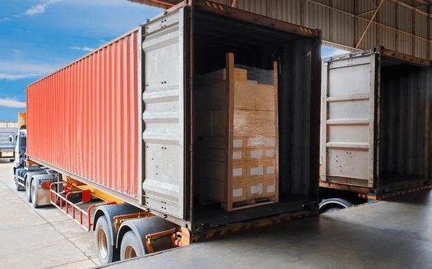 dịch vụ vận chuyển hàng bằng container