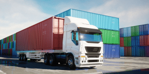 dịch vụ vận tải container